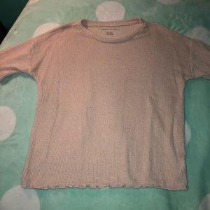 American Eagle sweater T-shirt